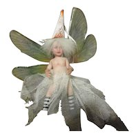Enchanting Fairy  baby sculpted OOAK