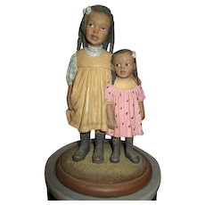 Black sisters by Emma Jane's babies