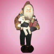 Wonderful Santa by Norma Decamp