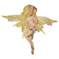 Amazing Fairy by Destinys garden OOAK