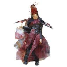 Wonderful Goth Fairy OOAK