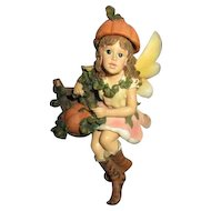 Adorable fall Fairy by Boyd