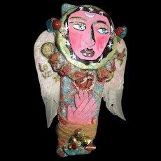 Angel Godess original art
