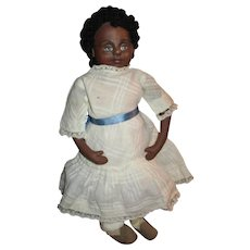 Wonderful Black doll OOAK sculpt