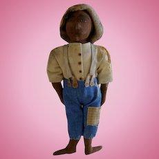Amazing Black boy doll artist original