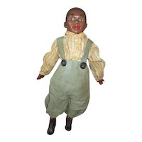 Awesomely sweet Black boy doll