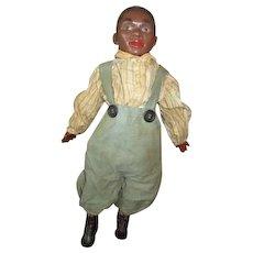Awesomely sweet Black boy doll