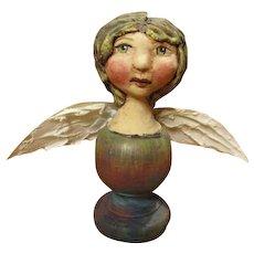 Angel blessings original by Jude Kapron
