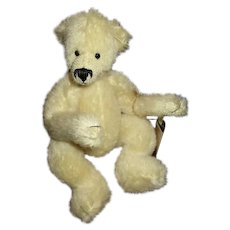 Great mohair artist bear