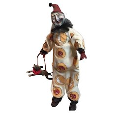 Amazing Vergie Lightfoot scary clown