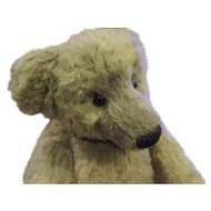 Adorable  mohair Teddy bear 25""