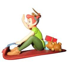 Wonderful Peter Pan ornament 1988