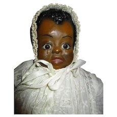 Wonderful Betty Formaz crying  Black baby doll