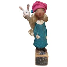 Doll original sculpted by Jude Kapron