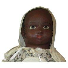 Adroable black Izannah artist doll