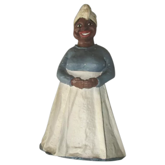Great primitive Mammy doll
