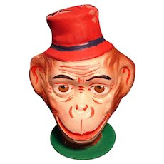 German Monkey candy container