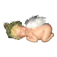 Sweet bisque baby Fairy