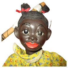 Adorable rare 1938  Liza Lee  Effanbee  Marionette