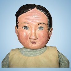 Great vintage primitive  Izannah by Ike and Sandy Spillman