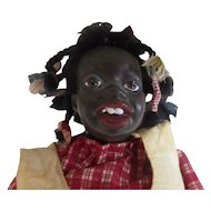 Great artist black doll