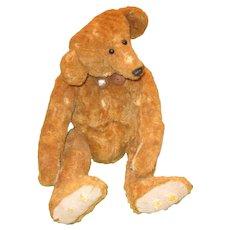 Adorable primitive hump backed Artist Teddy Bear