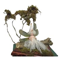 Darling sculpted original Fairy