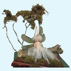 Darling sculpted original Fairy