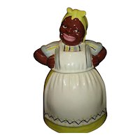 Vintage Mammy Brayton cookie jar