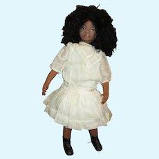 Amazing artist needle sculpted Black doll OOAK