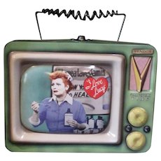 Great vintage I love Lucy lunchbox