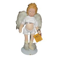 Nancy Latham Wistful children Angel