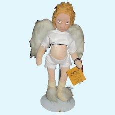 Nancy Latham Wistful children Angel