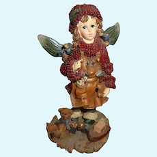 Adorable fix it fairy doll with Teddy