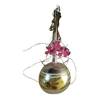 Beautiful antique Christmas ornament