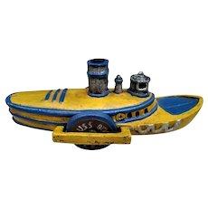 Great primitive Boyds boat