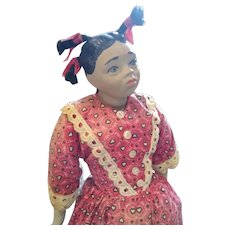 Darling little black doll
