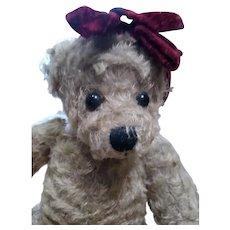 Adorable Teddy bear by Mary Holstad 1998