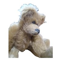 Darling Linda Spiegel jointed mohair bear