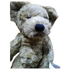 Sweet jointed Teddy Bear named  Dieter