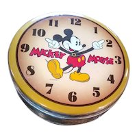 Vintage Mickey Mouse tin
