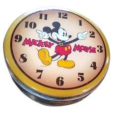 Vintage Mickey Mouse tin
