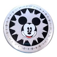 Mickey Mouse vintage tin