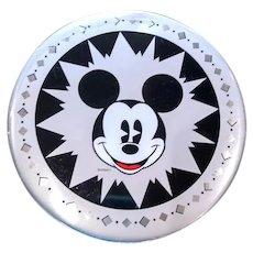 Mickey Mouse vintage tin