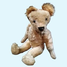 Antique Mohair fully jointed bear