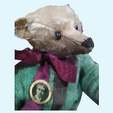 Heart melting Steiff Antique bear