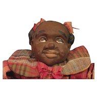 Charming Folk Art Black doll
