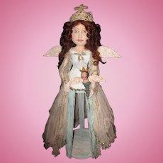 Santos Art doll by Jude Kapron OOAK