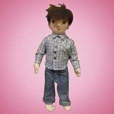 Darling country boy doll