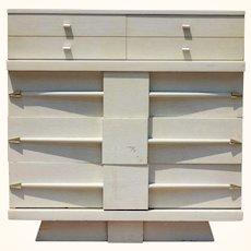 Extremely rare Ramseur Mid-Century Modern Dresser